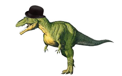 http://sevenbedroomsuite.files.wordpress.com/2011/10/a-very-dapper-t-rex.jpg