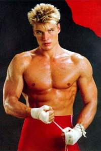 Drago from Rocky IV