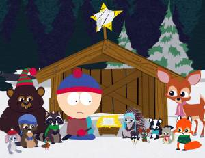 Stan and the Christmas Critters, South Park